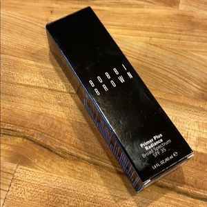 NIB Bobbi Brown Primer Plus Radiance SPF 35!!